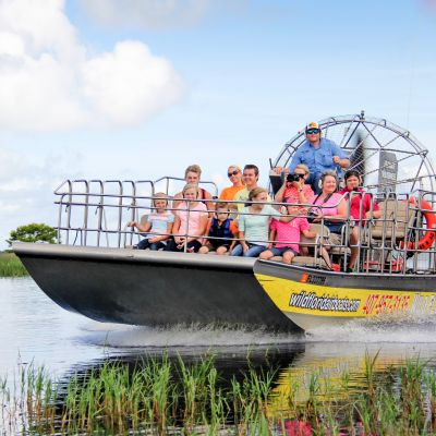 Everglades Airboat Tour Tickets Florida Guideandgo