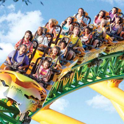 Busch Gardens Orlando Tickets Florida Guideandgo
