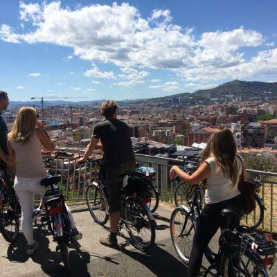Nederlandse fietstour door rome