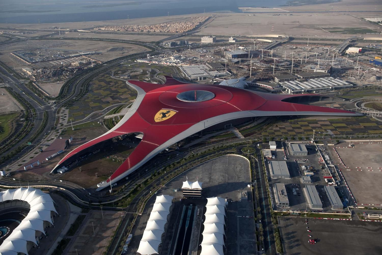 Ferrari World Ticket Tickets Dubai Guideandgo Tiket Abu Dhabi Bronze