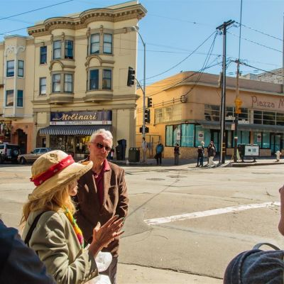 North Beach Little Italy Walking Tour